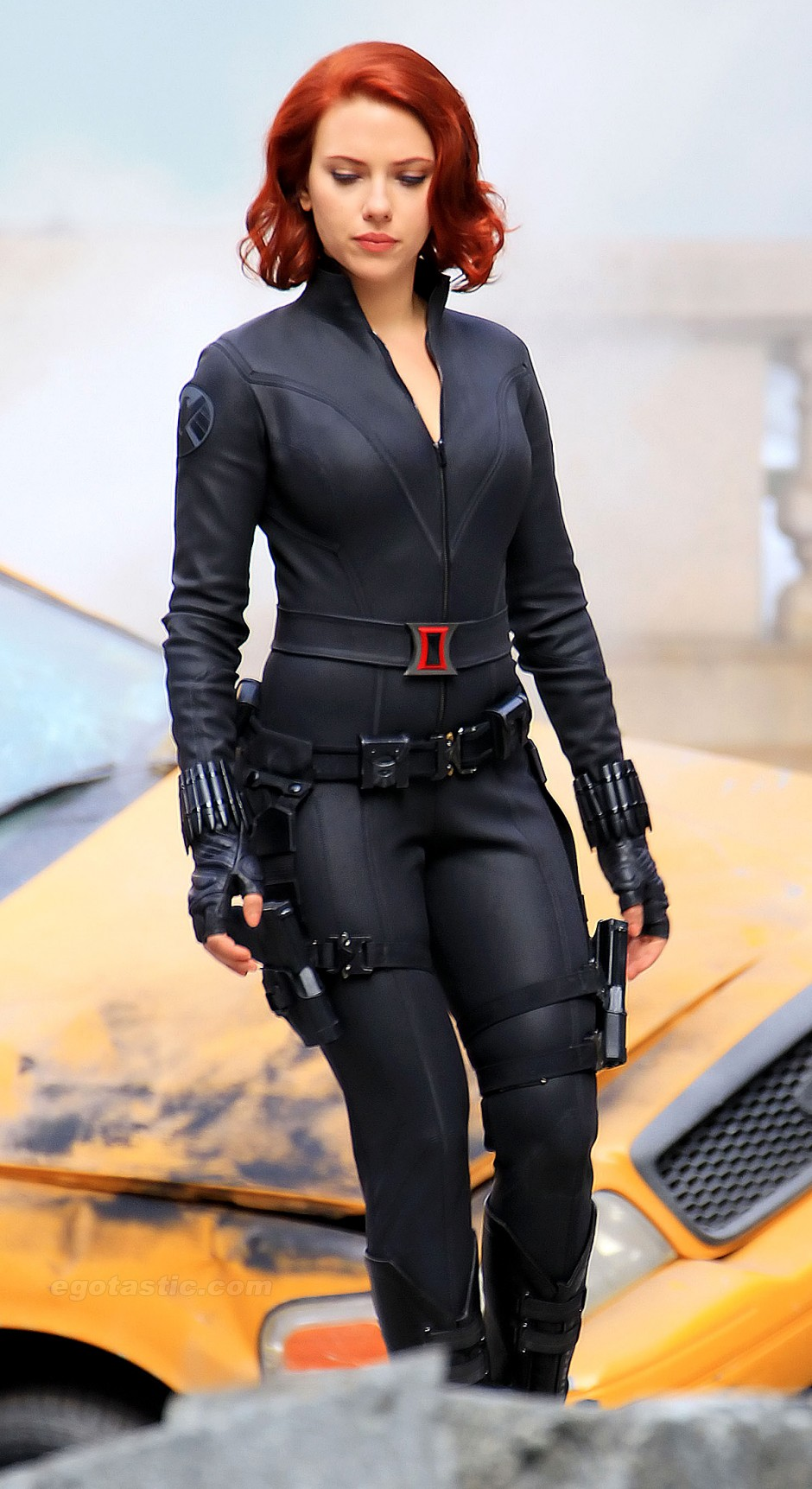 Preview Black Widow Scarlett Johansson Avengers